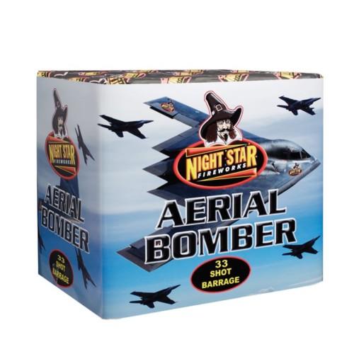 Aerial Bomber cake fireworks