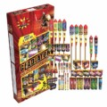 Gladiator fireworks selection box