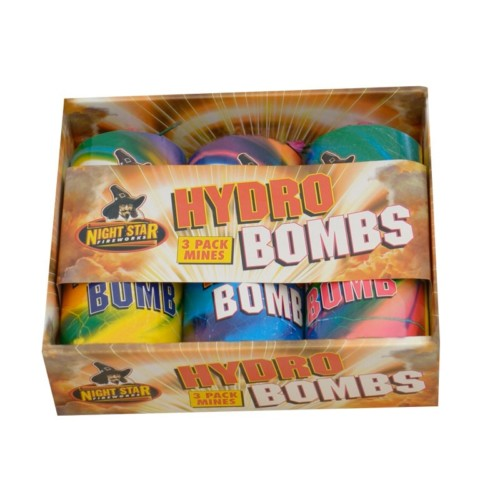 Hydro Bombs Outdoor Fireworks