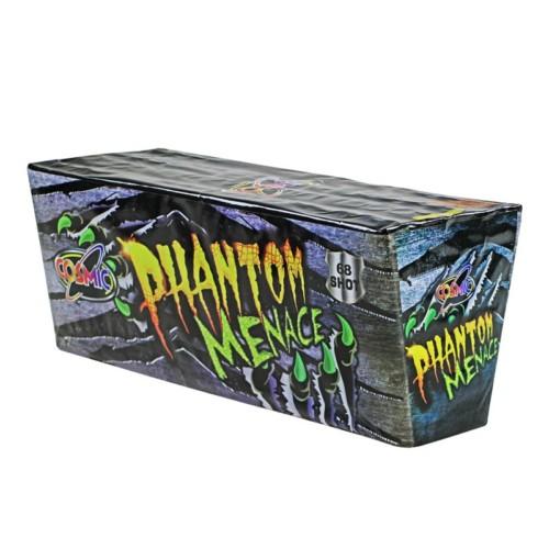 Phantom Menace 3 minute firework cake