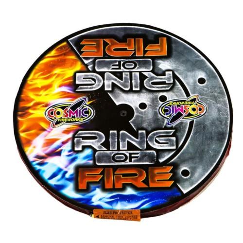 Ring of Fire wheel firework