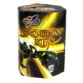 Scorpion King 3 minute firework cake