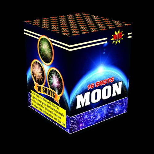 Moon cake fireworks