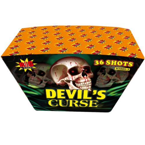 Devils Curse 2 Fireworks