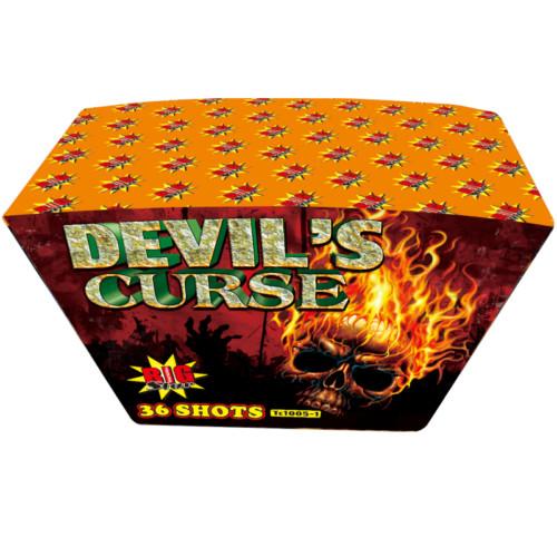 Devils Curse 3 Fireworks